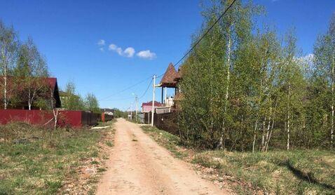Участок 9 сот. (СНТ, ДНП) Щелковский район, Медвежьи озера
