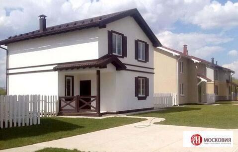 Дом 115.8м2, все коммуникации, 15 км от МКАД, Симферопольское шоссе.