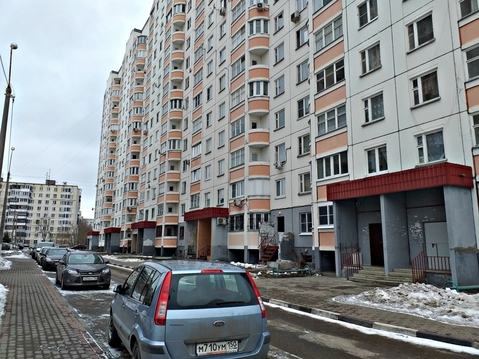 1 комнатная квартира Ногинск г, Белякова ул, 2к1