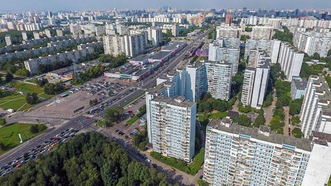 Москва, 3-х комнатная квартира, ул. Академика Капицы д.34 с121, 13600000 руб.