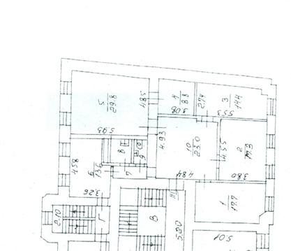 Офис на Глинищевском. 132,7 м/кв