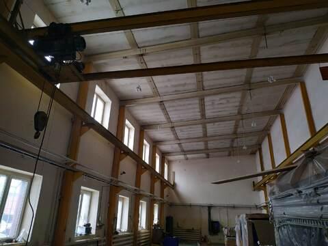 Производственное помещение 390 кв.м 500 квт