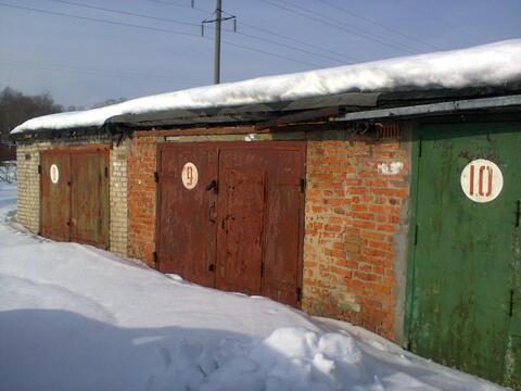 """Продам гараж ГСК """"Ладога"""" г.Серпухов, р-н 8мсч, 130000 руб."""