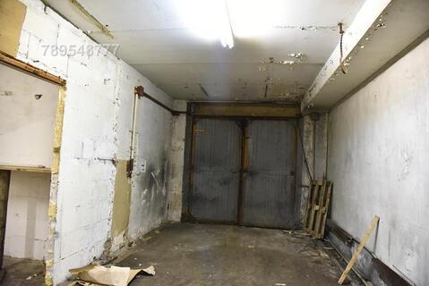 Отдельное 3-х этажное здание под пищевое производство или склад, отапл