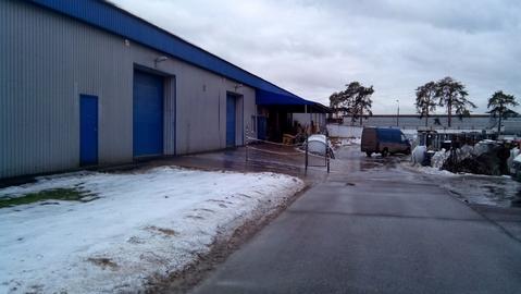 Современный складской комплекс в Томилино