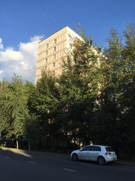 1-комнатная кв-ра, м. Тимирязевская, Красностуденческий пр-зд, 3