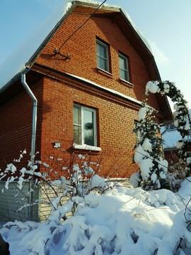 Продам дом 100 кв.м. на 6 сот. Одинцовский р-н СНТ Здравница