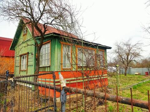 Дача в черте г. Серпухов, СНТ «Дружба», (в р-не Ногинки).
