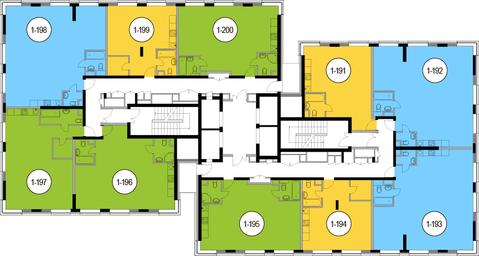 Москва, 2-х комнатная квартира, Головинское ш. д.10, 11950400 руб.