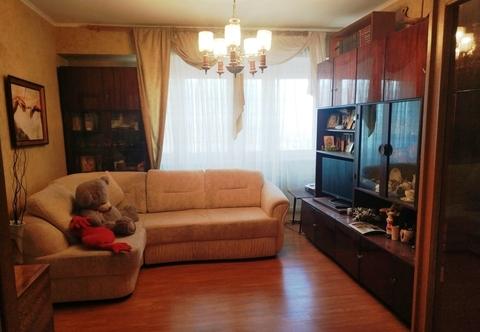Многокомнатная квартира на Коломенской