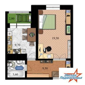 1 комнатная квартира в Дмитрове, улица Московская д.8