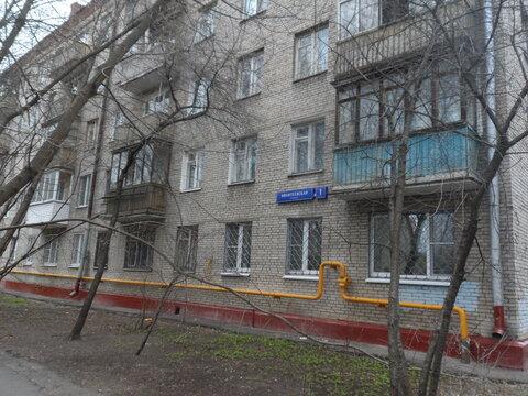 Продам 2-к квартиру, Москва г, Ивантеевская улица 1к4