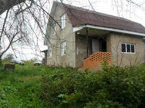 Дом 150 кв.м. на земельном участке 30 сот (знп;ЛПХ), в д. Насоново