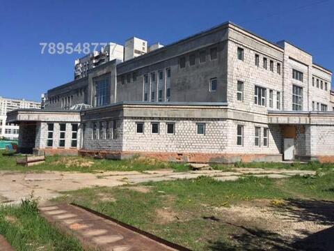 Предлагается недостроенное отдельностоящее здание общ