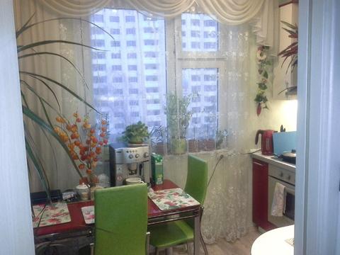 Улица Главмосстроя дом 8, 1-комнатная квартира 38 кв.м.