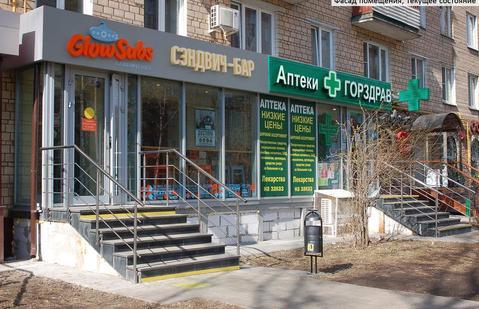 Магазин у метро Коломенская 43 м2