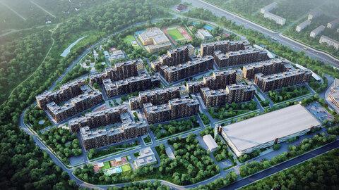 Апрелевка, 3-х комнатная квартира, ЖК Весна д.д. 5, 5725142 руб.
