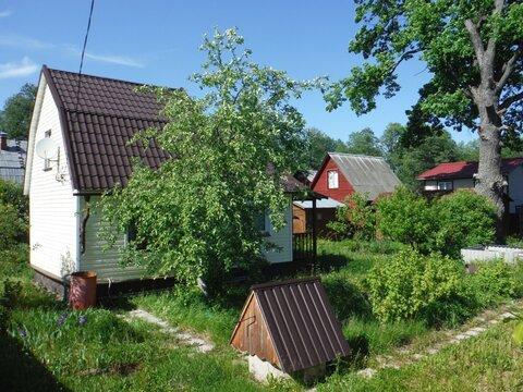 Продается уютная дача в газифицированном СНТ в Наро-Фоминском районе