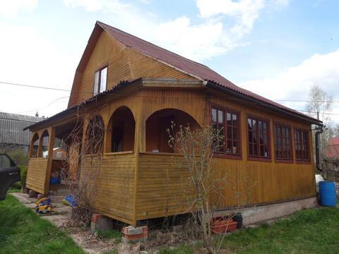 Дом 51 кв.м. на участке 6 соток в СНТ Фортуна (с.Новопетровское)