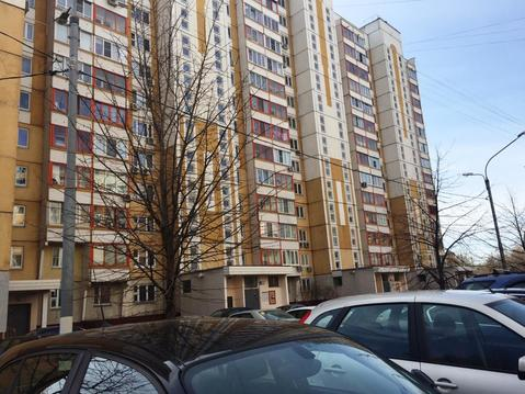 2-х комнатная квартира в Москве, Севастопольский проспект, 13к 4