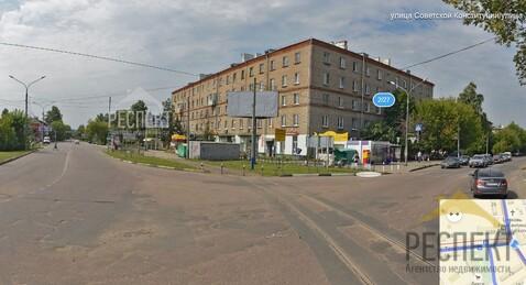 Продаётся 2-комнатная квартира по адресу Советской Конституции 2/27