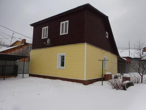 Дом г. Серпухов, р-н Заборье.