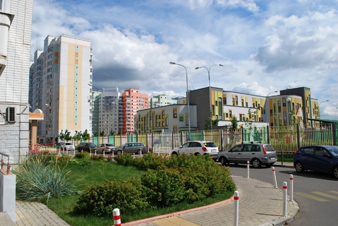 1-комнатная квартира, 41 кв.м., в ЖК «Большое Кусково»