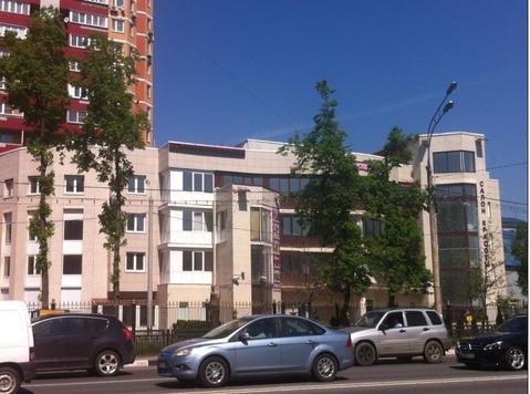 Офисный блок на Ильинке