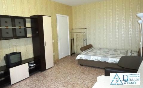 Сдается однокомнатная квартира в Москве, район Кузьминки