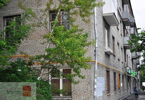 3-к квартира, 66 м2, 2/5 эт, Б. Филевская, 8к1