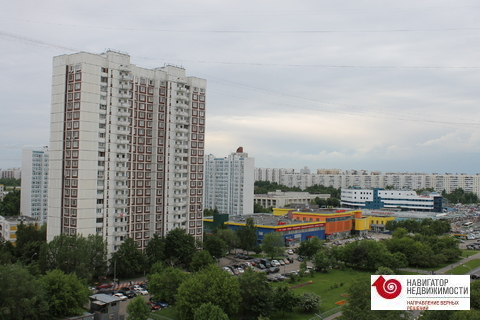 Продажа двухкомнатной квартиры Ореховый бульвар 25