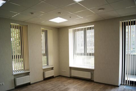 Офис на Полежаевской.