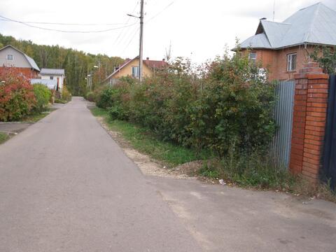 Участок в д. Рассказовка 41 сотка 8 км от МКАД Боровское шоссе Москва