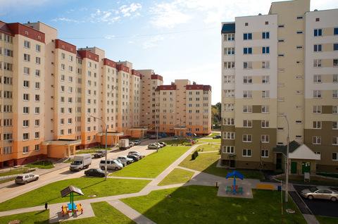 "3-комнатная квартира, 83 кв.м., в ЖК ""Ольховка"""