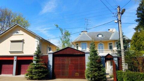 Аренда 340м-коттеджа в Апрелевке без комиссии, сауна, теплица,21 сот.