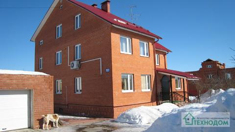 Коттедж 560 кв.м. п.Песье, г.Москва