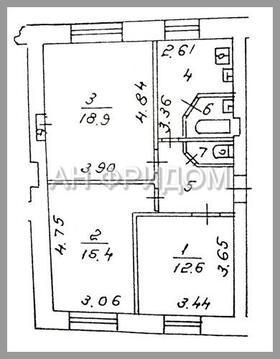 Москва, 3-х комнатная квартира, Щипковский 1-й пер. д.13/15, 11200000 руб.