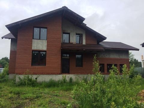 Продается дом 240 кв.м, на уч.15с. в д.Капустино, Раменского района, М