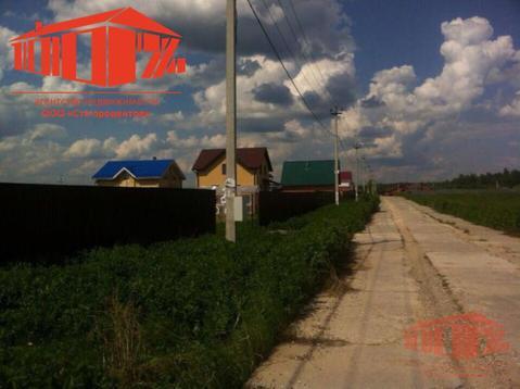 Зем. участок 15 соток с. Душоново Щелковский район