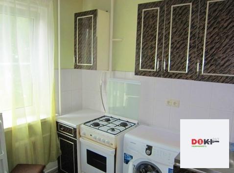 Двухкомнатная квартира в городе Егорьевск, 1 микрорайон.