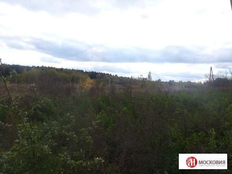 Участок 12 соток, г. Москва, д. Шаганино, 30 км от МКАД.