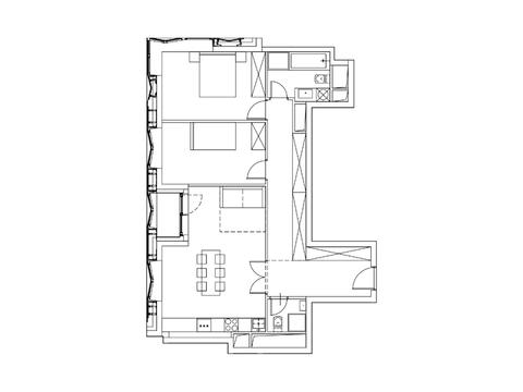 """Продается 2-к. квартира, 82,33 кв.м. в ЖК """"зиларт"""""""