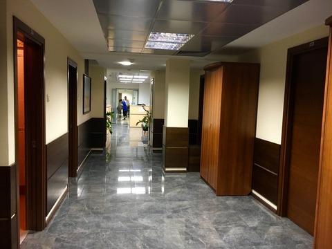 Офисное помещение 811 кв.м. около м.Краснопресненская в БЦ класса А