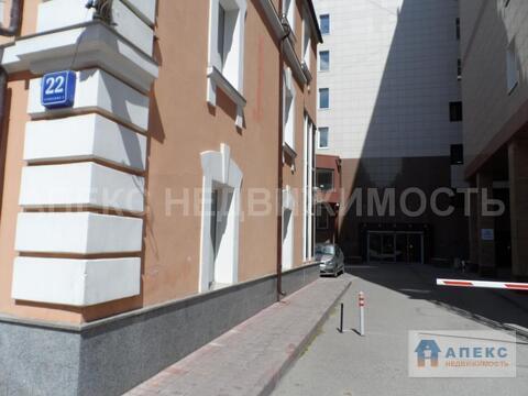 Аренда офиса 198 м2 м. Белорусская в бизнес-центре класса В в Тверской