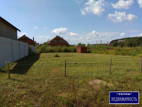 Продается земельный участок 7 соток, в д.Сатино-Русское