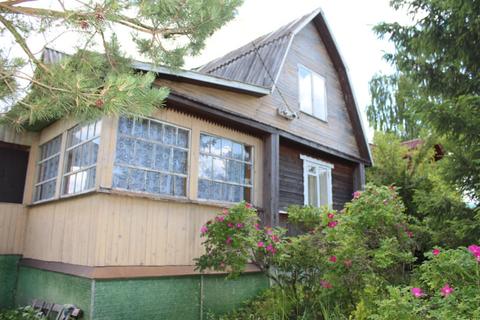 Жилой дом с участком в деревне Ратчино