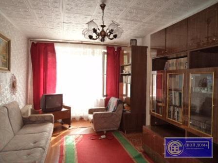 Квартира 3-ая в хорошем состоянии в п.Сычево Волоколамского р-на