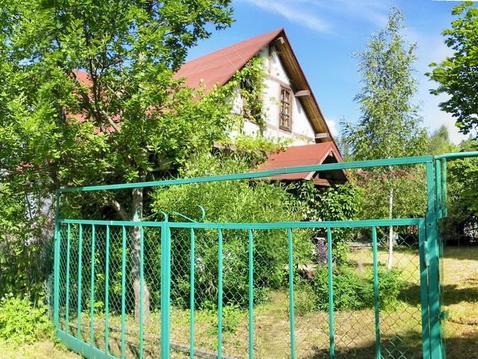 Дом 108 кв.м. на участке 6 соток в охраняемом СНТ, Волоколамский район