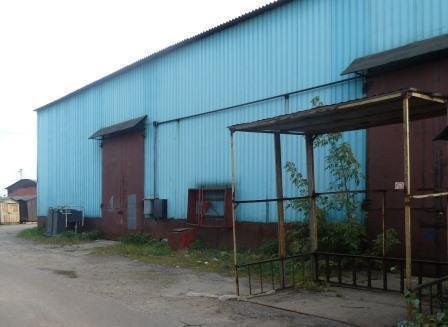 Производственно складской комплекс 4.500 м2, Домодедово