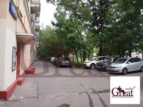 Продажа квартиры, м. Смоленская, Денежный пер.
